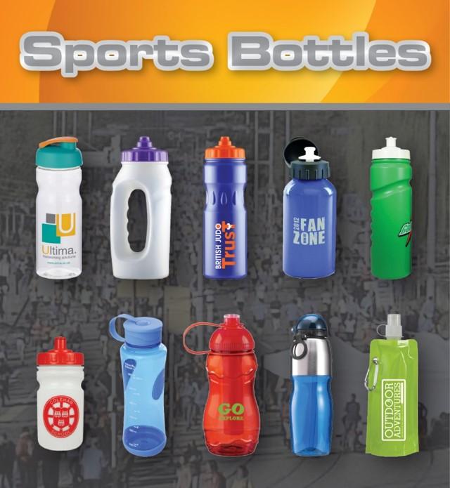 Branded Promotional Sports Bottles