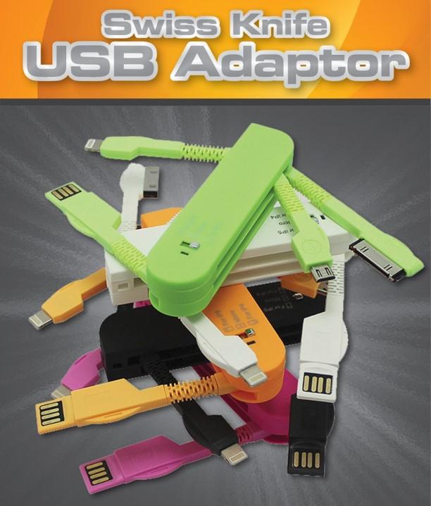 Swiss Knife USB Adaptor