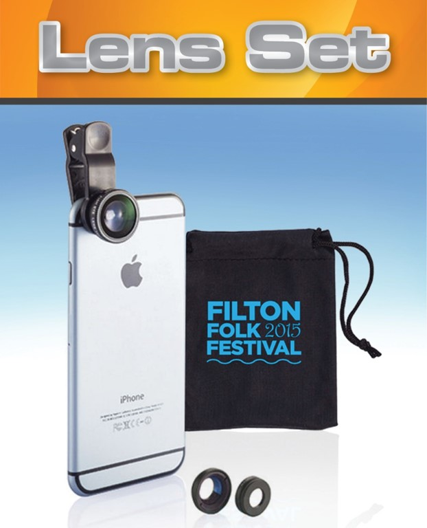 Smartphone lens set
