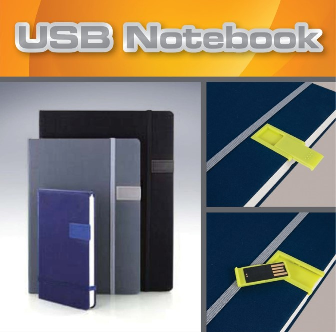 USB Notebook