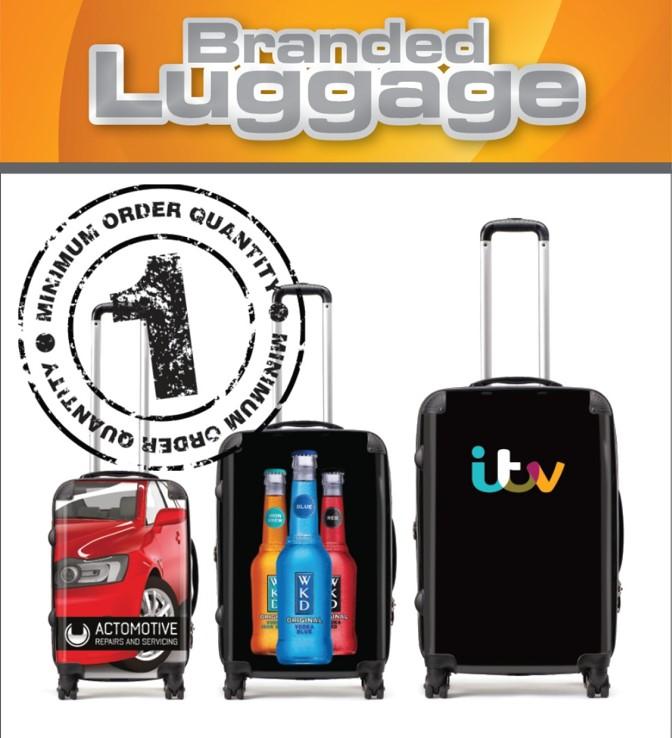Branded Luggage