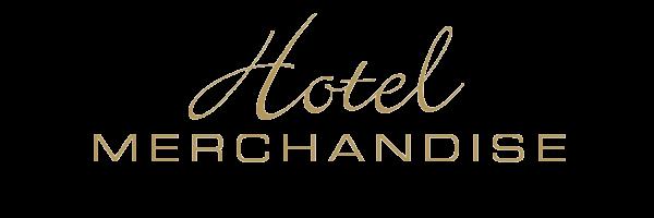Hotel merchandise logo