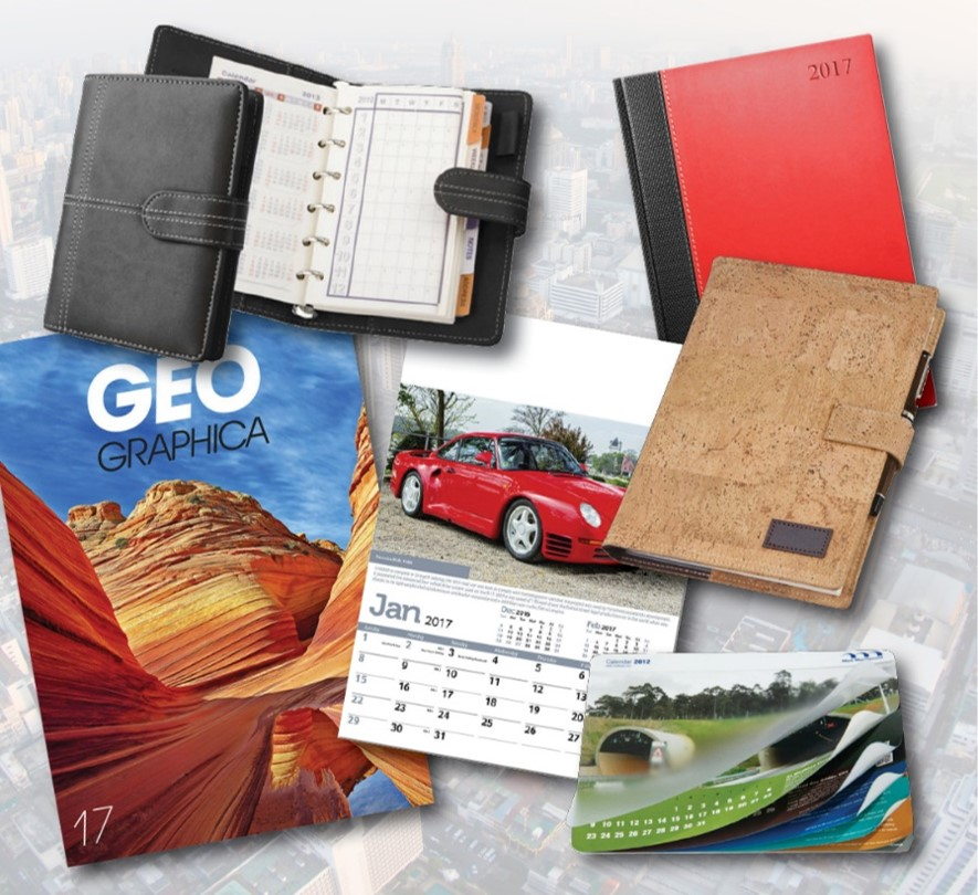 Branded Calendars and Diaries