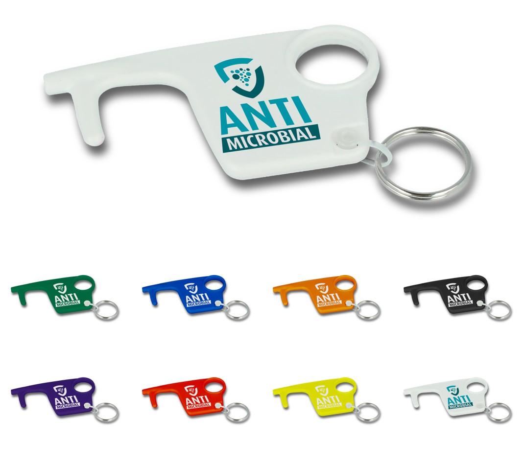 AntiMicrobial Hygiene Hook Keyring