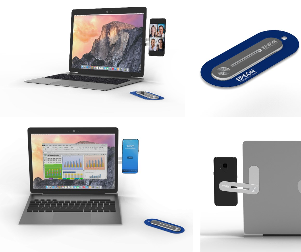 Branded Magnetic Phone Dock
