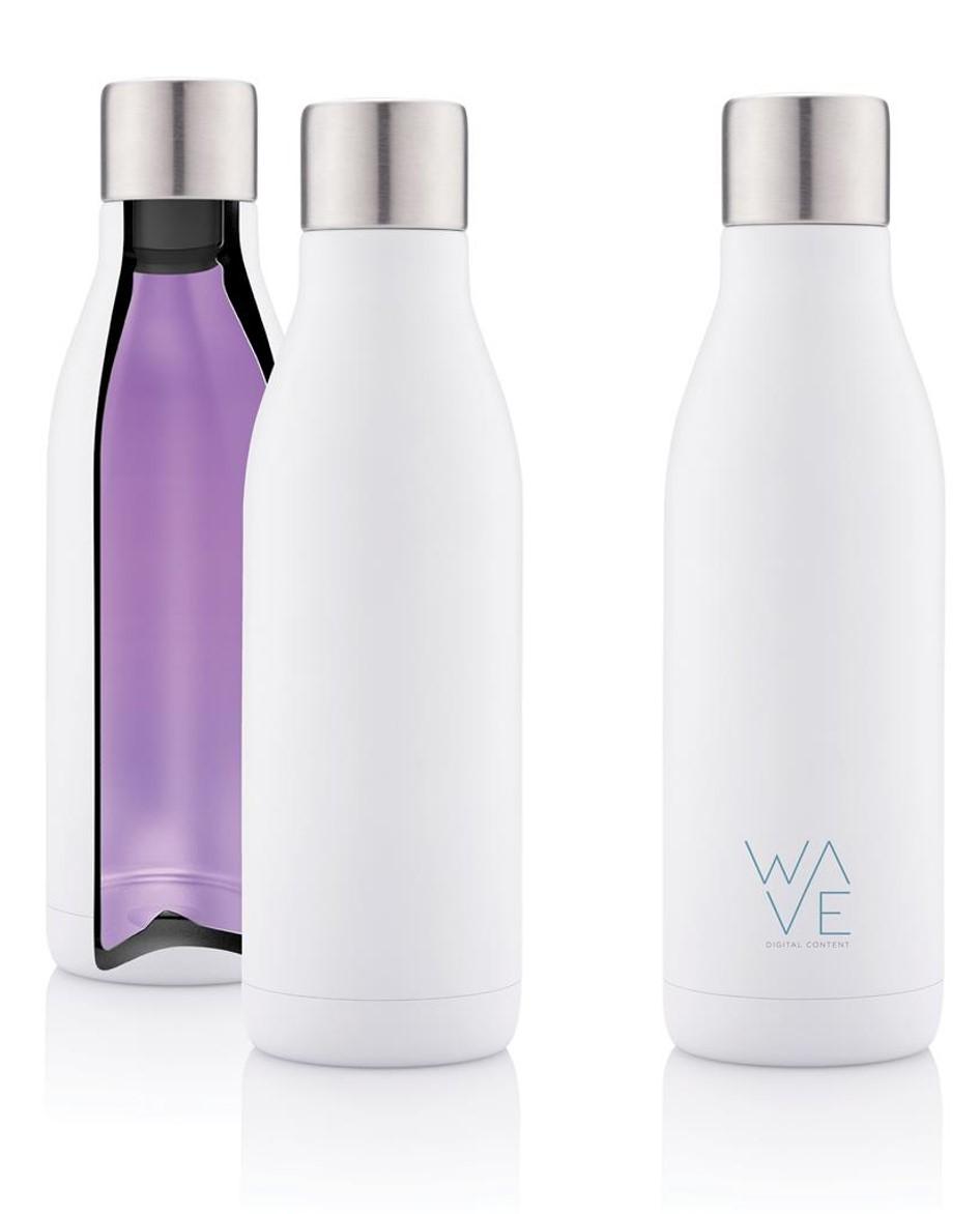 UV-C Steriliser Vacuum Bottle