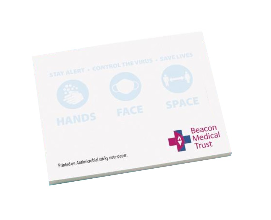 AntiMicrobial Sticky Note Paper
