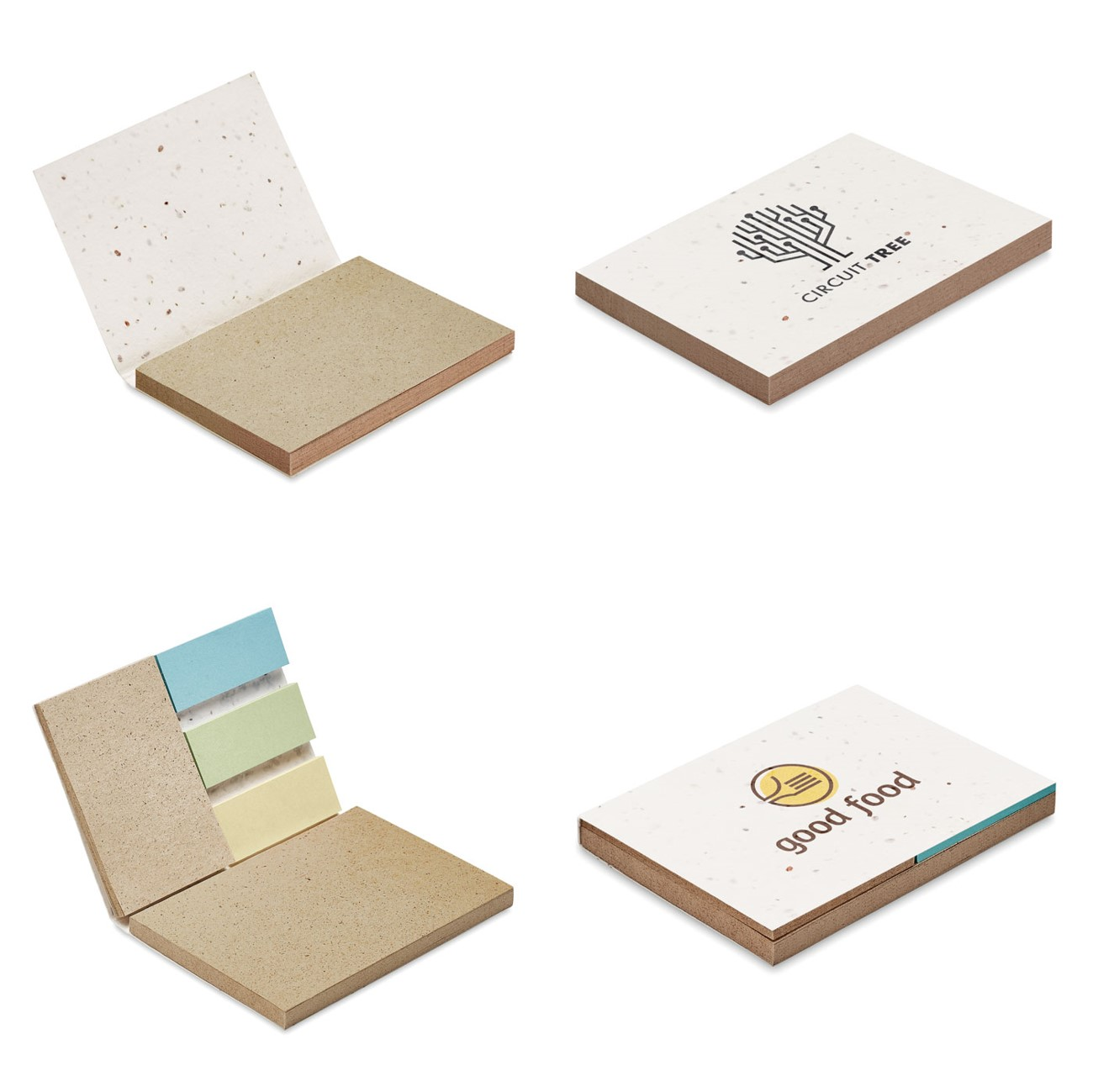 Seed Cover Sticky Note Sets